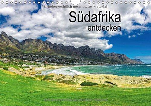 9783660598421: Sudafrika Entdecken (Wandkalender 2015