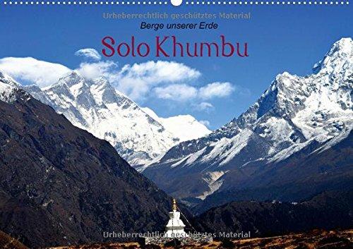 9783660599800: Solo Khumbu (Wandkalender 2015 Din A2