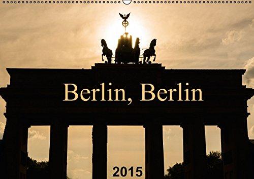 9783660601053: Berlin Berlin 2015 Wandkalender 2015