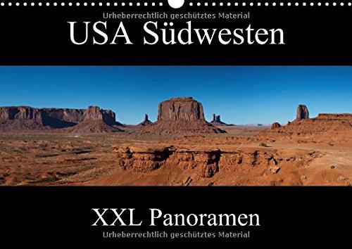 9783660602357: USA S� Dwesten Xxl Panoramen Wandkal