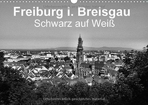 9783660603453: Freiburg i. Breisgau Schwarz auf Weiß - Author: Langenkamp wal-art photography Wolfgang-A.