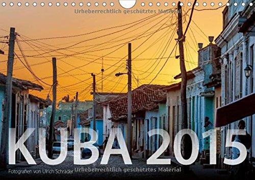 9783660605204: Kuba 2015 - Author: Schrader Ulrich