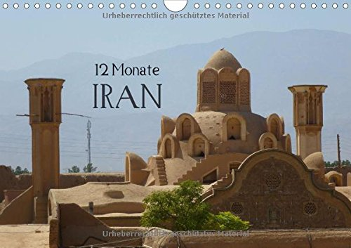 9783660606546: 12 Monate Iran - Author: Heinrich Sebastian