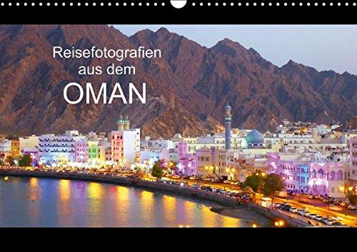 9783660611243: Reisefotografien Aus Dem Oman Wandkale