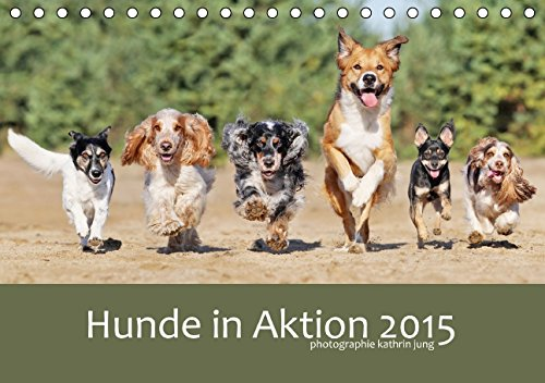 9783660614374: Hunde in Aktion 2015 - Author: Jung Kathrin
