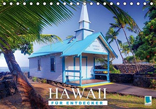9783660618297: Hawaii F� R Entdecker Tischkalender 20