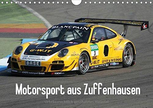 9783660629026: Motorsport Aus Zuffenhausen Wandkalend