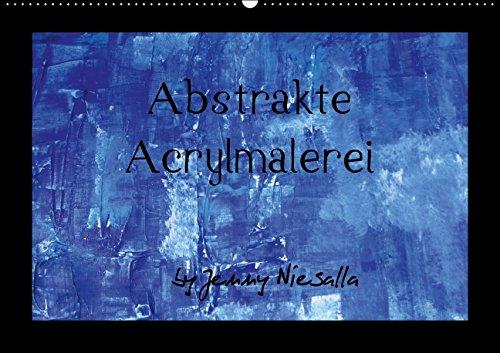 9783660635782: Abstrakte Acrylmalerei Wandkalender 20