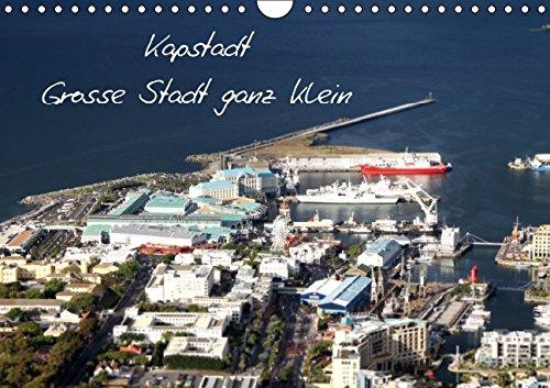 9783660636475: Kapstadt Wandkalender 2015 Din A4 Quer