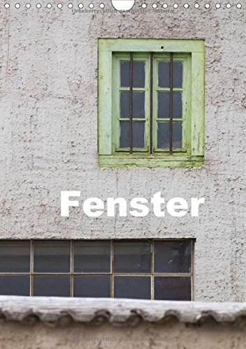 9783660644623: Fenster - Author: Kulla Alexander