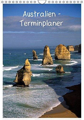 9783660649437: Australien Terminplaner Wandkalender