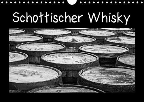 9783660651195: Schottischer Whisky Wandkalender 2015