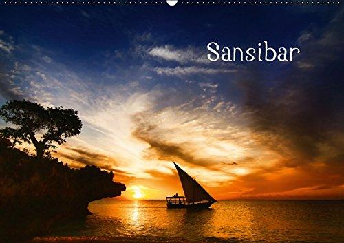 9783660652680: Sansibar Wandkalender 2015 Din A2 Quer