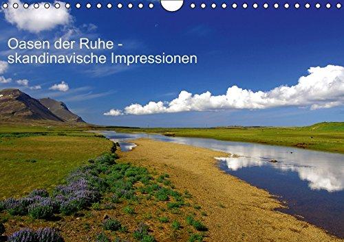 9783660653779: Oasen der Ruhe - skandinavische Impressionen - Author: Pantke Reinhard