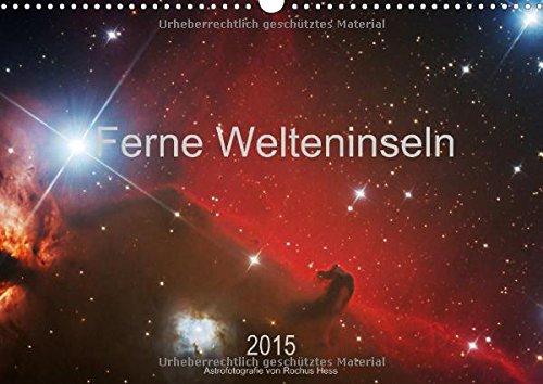 9783660657371: Ferne Welteninseln Wandkalender 2015 D