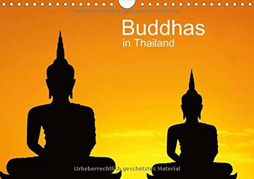 9783660670820: Buddhas in Thailand Wandkalender 2015