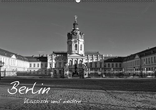 9783660678215: Berlin Klassisch Und Modern Wandkalend