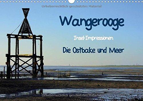 9783660682120: Wangerooge - Author: Lettmann Rolf