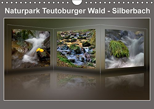 9783660688672: Naturpark Teutoburger Wald - Silberbach - Author: Hobscheidt Ernst