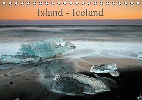 9783660690637: Island Iceland Tischkalender 2015 Di
