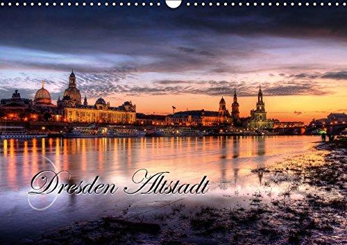 9783660696776: Dresden Altstadt Wandkalender 2015 Din