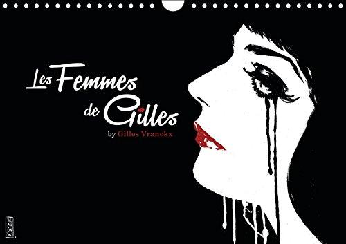9783660698398: Les Femmes De Gilles Wandkalender 2015