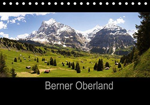 9783660703573: Berner Oberland Tischkalender 2015 Din