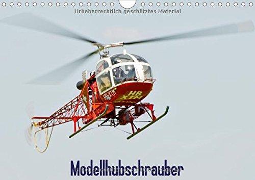 9783660707502: Modellhubschrauber Wandkalender 2015 D