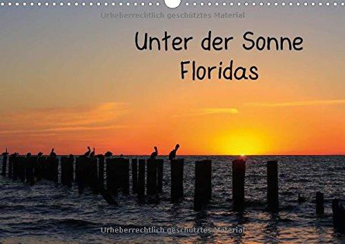 9783660720945: Unter Der Sonne Floridas Wandkalender