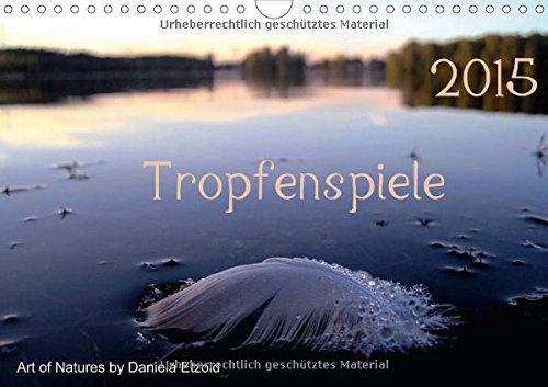 9783660721546: Tropfenspiele 2015 - Author: Etzold Daniela