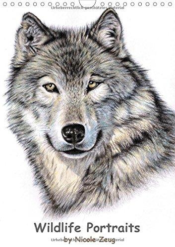 9783660738681: Wildlife Portraits - Author: Zeug Nicole