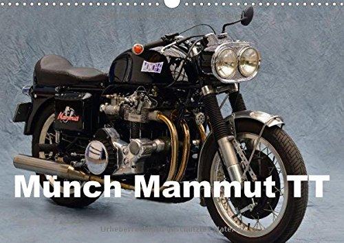 9783660755442: Mã Nch Mammut Tt Wandkalender 2015 Din