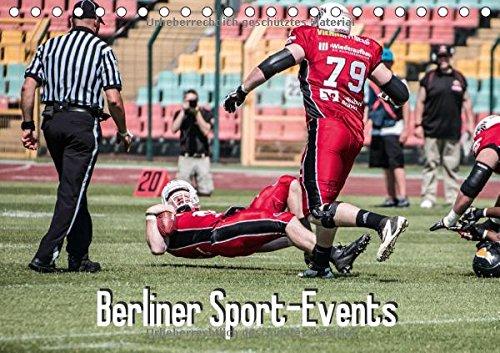 9783660757224: Berliner Sport-Events - Author: Bradel Detlef