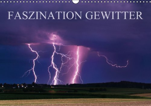 9783660763980: Faszination Gewitter - Author: Eggert Daniel