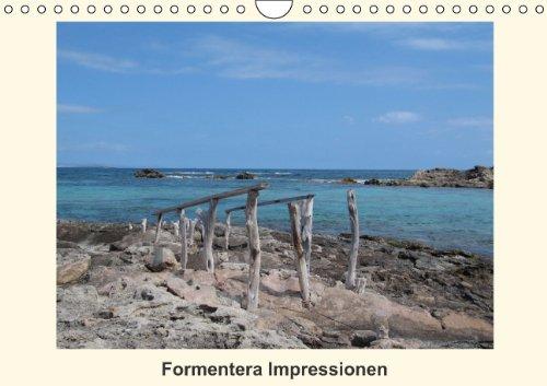 9783660776300: Formentera Impressionen Wandkalender 2