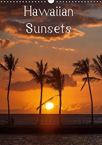 9783660777949: Hawaiian Sunsets - Author: Hitzbleck Rolf-Dieter