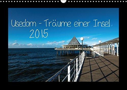 9783660784152: Usedom Tr�ume Einer Insel Wandkalen