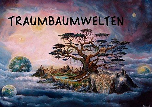 9783660798234: Traumbaumwelten - Posterbuch
