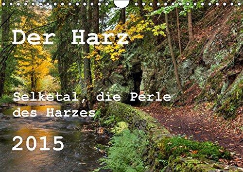 9783660805246: Der Harz Wandkalender 2015 Din A4 Quer