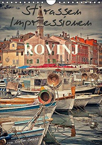 9783660806953: Strassen-Impressionen Rovinj - Author: Gross Viktor