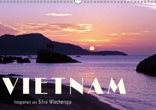 9783660808926: Vietnam Wandkalender 2015 Din A3 Quer