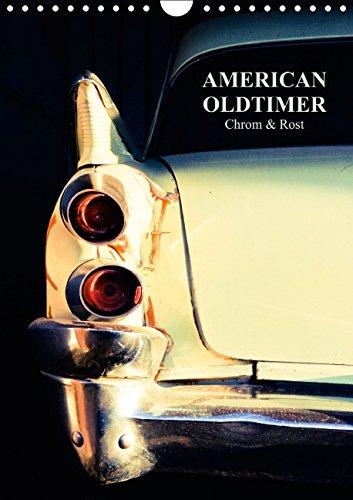 9783660820034: American Oldtimer Wandkalender 2015 Di