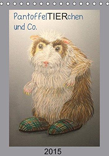 9783660822564: Pantoffeltierchen Und Co. Tischkalende