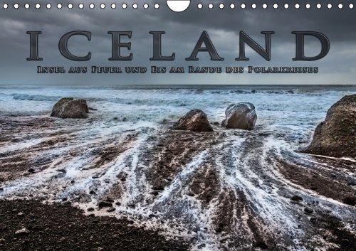 9783660826180: Iceland - Insel aus Feuer und Eis am Rande des Polarkreises - Author: Sulima Dirk