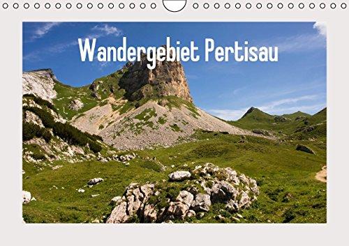9783660832365: Wandergebiet Pertisau Wandkalender 201