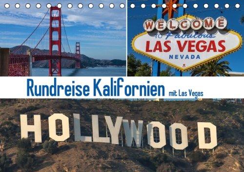 9783660835489: Rundreise Kalifornien Mit Las Vegas Ti