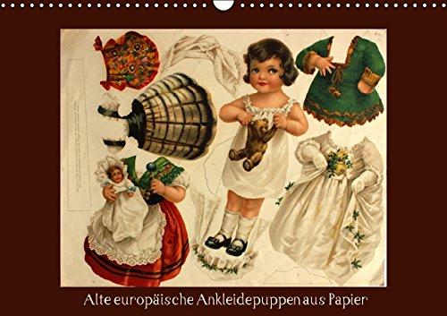 9783660844573: Alte Europã¤ische Ankleidepuppen Aus Pa