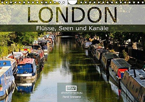 9783660844634: London Flã Sse Seen Und Kanã¤le Wan