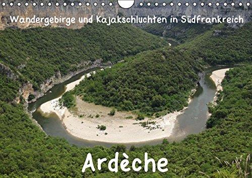 9783660846393: Ardã..che Wandergebirge Und Kajakschl