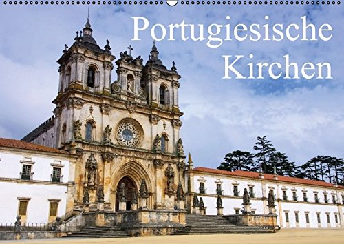 9783660850734: Portugiesische Kirchen Wandkalender 20